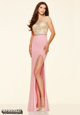 £249 SALE style 98102 IN PINK SIZE 10
