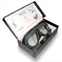 The Mark 8 RAF Reproduction flying goggles