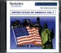 UNITED STYLES OF AMERICA VOL.1 (DANCE BAND)