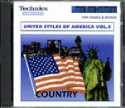 UNITED STYLES OF AMERICA VOL.3 (COUNTRY)