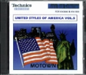 UNITED STYLES OF AMERICA VOL.5 (MOTOWN)