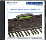 EASY to PLAY BIG BAND FAVORITES