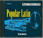 FL-33PL POPULAR LATIN  for CTK811/731,AP60/65 & WK1800