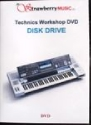 Technics Workshop DVD  Disk Drive