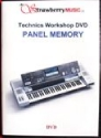 Technics Workshop DVD  Panel Memory