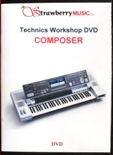 DVD-501 Technics Workshop DVD  Composer