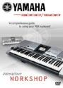 Yamaha PSR1500/3000 Tutorial DVD