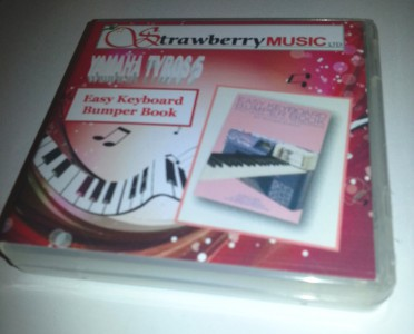 BUMPERBOOKT3 EASY KEYBOARD BUMPER BOOK USB TYROS 3
