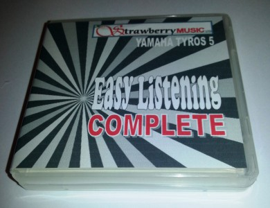 EASYCOMPLETET5 EASY LISTENING COMPLETE TYROS 5