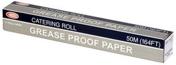 5 1 PROWRAP GREASEPROOF PAPER CUTTERBOX 380mm x 50m