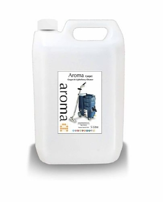 83 Aroma Machine Carpet & Upholstery Cleaner - 2 x 5 Litre