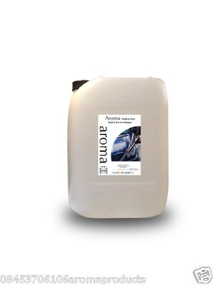 103 Wash & Wax Car Valeting Concentrate Shampoo 20 Litre x1