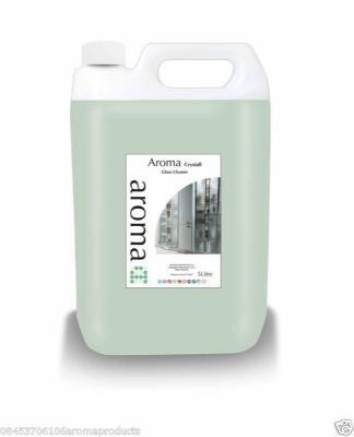 107 PROFESSIONAL GLASS CLEANER (ALCOHOL BASE) 5 LITRE