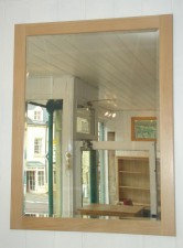 Cotswold Oak Mirror 53x29 inches  £139