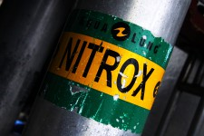 Nitrox fills  - Mutiny Diving .