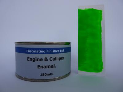 545 1 x 150ml Fluorescent Green Heat resistant Brake Caliper & Engine Paint