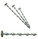 BT165 Bigtwist Composite roof fixing 165mm. Case of 500 Zinc Plated fixings