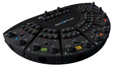 MJG010 JamHub GreenRoom - Silent Rehearsal Studio - 21 Audio Channels for up to 7 Musicians