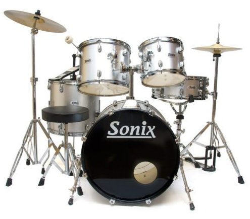 Sonix924FusionDrumkitfront