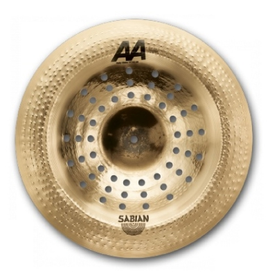 8DHI010 Sabian AA 17'' Holy China Cymbal - Explosive New Model Developed with Chad Smith