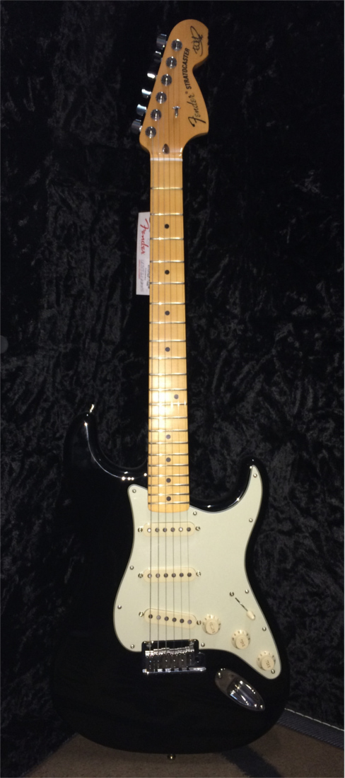 FenderTheEdgeSignatureStrat