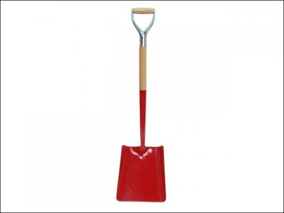 469 Faithfull 5SM2MYD Solid Socket Shovel - Square 2 MYD 2729MT