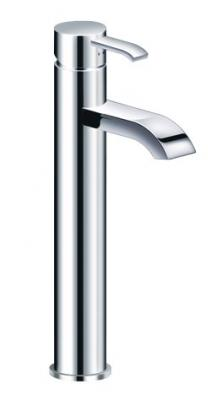 29746 TC Bathrooms TCKJSIEX04C Silva Extended Basin Mono Tap