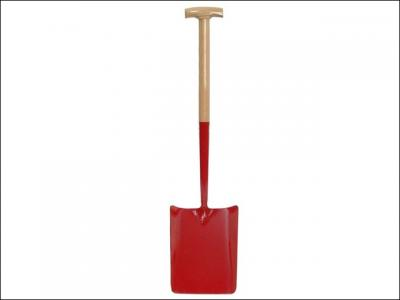 467 Faithfull 5TM2T Solid Socket Shovel - Taper 2 T 2728TT