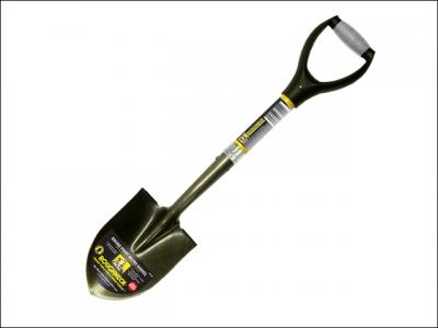 407 Roughneck 68-004 Roughneck 68004 Micro Round Shovel 27-inch Handle