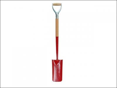 435 Faithfull 5CLMYD Solid Socket Shovel - Cable Laying MYD 2727HT