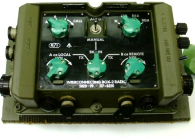 Interconnecting Box 2RADIO