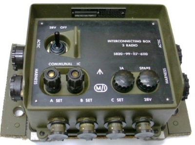 Interconnecting Box 3 RADIO (USED)