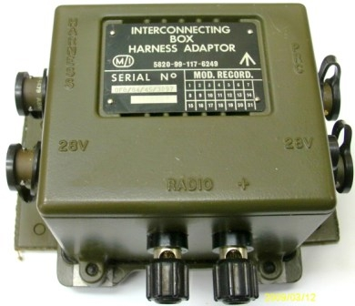 Interconnecting Box Harness Adaptor