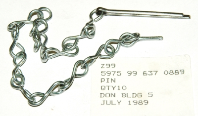 PIN AND CHAIN