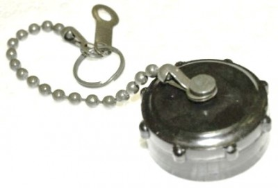 DUST COVER AND CHAIN