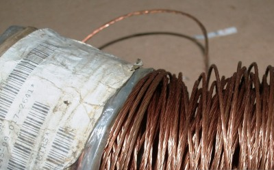 COPPER WIRE PER METER