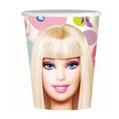 589379 Barbie Cups