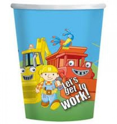 992322 Bob The Builder Cups