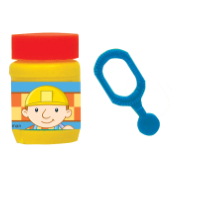 992328 Bob The Builder Bubbles
