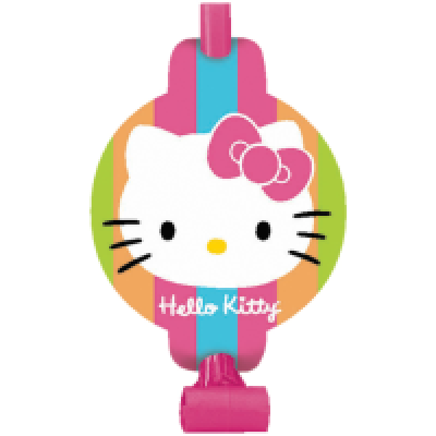 992467 Hello Kitty Blow Outs