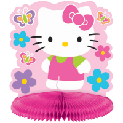 992486 Hello Kitty Centre Pieces