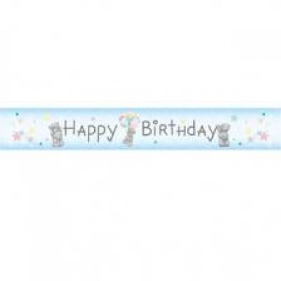 993120 Me To You Birthday Banner