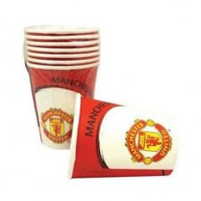 ssuk977 Manchester United Cups 8pk