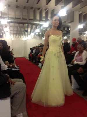 It Was A Fantastic Day Out And The Wedding Boudoirs DZage 2012 2013 Collection Showcased By Models From Mahagany International