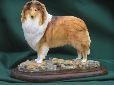Large Standing Collie �100.00