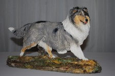 Large Trotting Collie �100.00