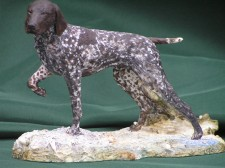 German Smoothhaired pointer �65.00