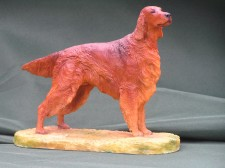 Irish/Red Setter �65.00