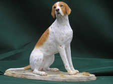 English Pointer sitting �90.00