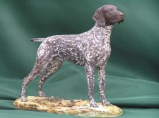 Standing German smoothhaired pointer �110.00